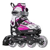 5th Element G2-100 Adjustable Girls Inline Skates - 5-8