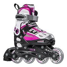 5th Element G2-100 Adjustable Girls Inline Skates Size:2-4
