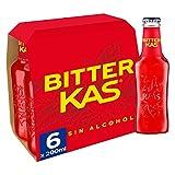 Bitterkas - Bitter Kas - Bebida refrescante - 6 x 200 ml