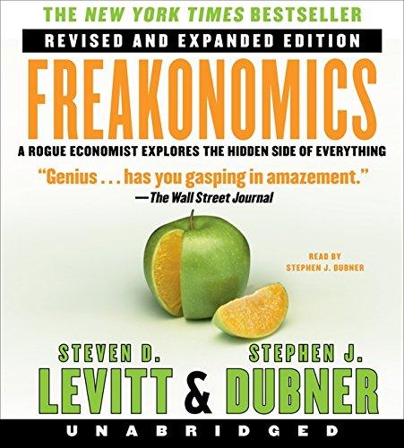 Freakonomics Rev Ed Unabridged CDの詳細を見る