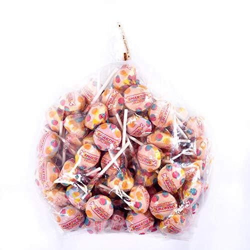 Smarties Double Lollies - Suckers and Lollipops...