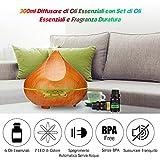 Zoom IMG-2 diffusore di oli essenziali con