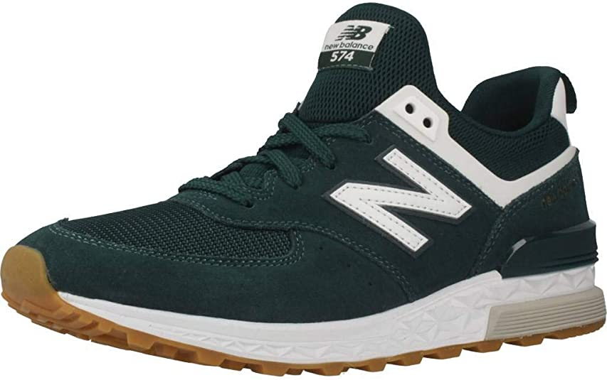 Amazon.com: New Balance Unisex-Adult 574 Sport v1 Sneaker ...