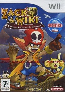 Zack & Wiki En Busca del Tesoro de Barbaros