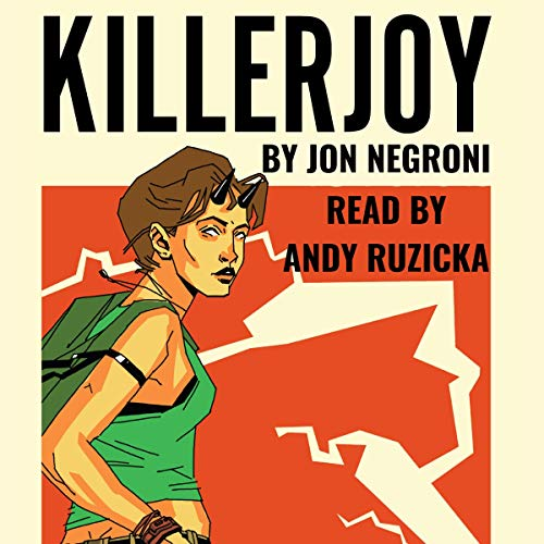 Killerjoy audiobook cover art