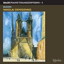 Bach / Busoni: Piano Transcriptions