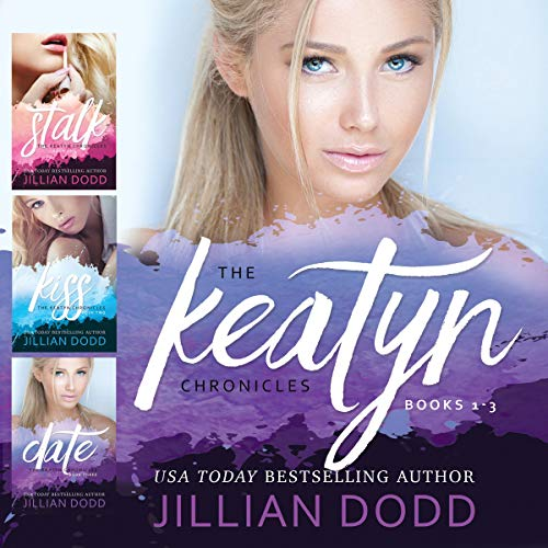 The Keatyn Chronicles: Books 1-3 audiobook cover art