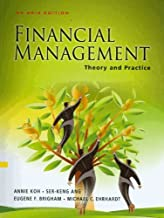 financial management theory and practice an asia edition