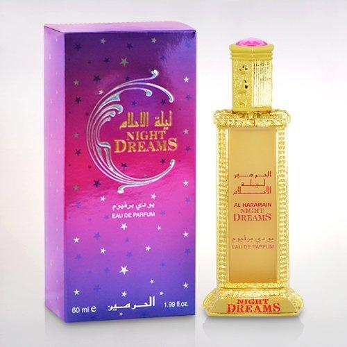 Al Haramain Perfumes Night Dreams Eau de Parfum Spray, 60 ml