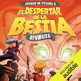 El Despertar de la Bestia [The Awakening of the Beast] copertina