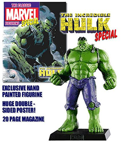 Figura de Plomo Marvel Figurine Collection Especial HULK