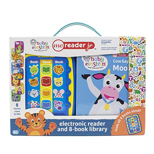 Baby Einstein Me Reader Jr 8-Book Library - PI Kids
