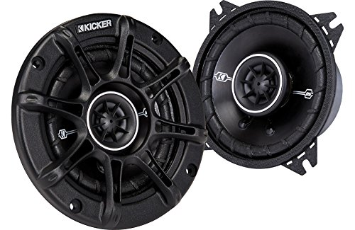 "Kicker: 2-Way 4"" Speaker Pair (41DSC44)"