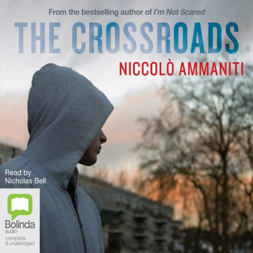 The Crossroads audiobook cover art