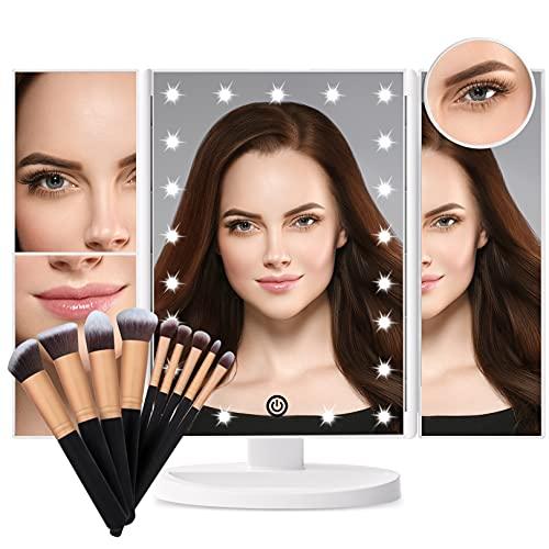 Mejor Sets De Brochas Para Maquillaje – Guía De Compra, Opiniones Y Comparativa