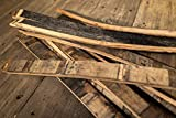 Authentic Bourbon/Whiskey Barrel Staves