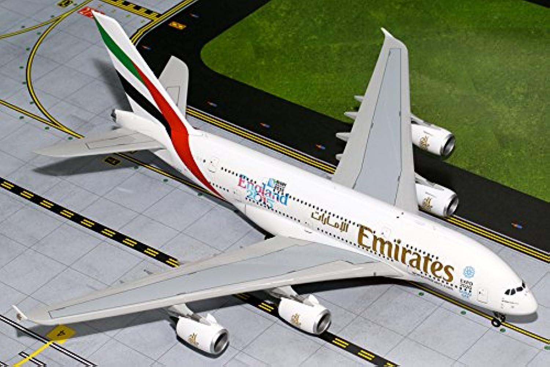 venta mundialmente famosa en línea Gemini200 Emirates A380  England Rugby World Cup Cup Cup  Airplane Model (1 200 Scale)  mejor servicio