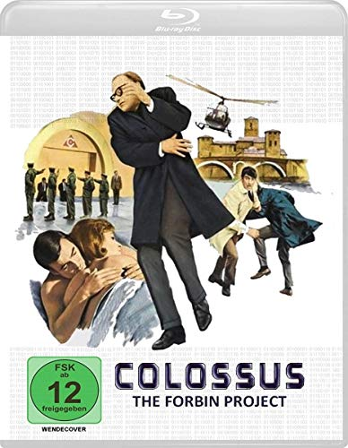 Colossus - The Forbin Project [Blu-ray]