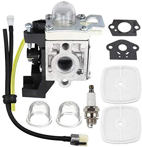 Carburetor for Echo GT225 GT225i GT225L PAS225 PE225 PPF225 SHC225 SRM225 SRM225U RB-K93 Trimmer Premium Weed Eater Edger Carb with Tune Up Kit Primer Bulb Spark Plug