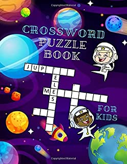 Crossword Puzzle Book For Kids: Hours Of Fun With My First Crossword Puzzle Book ( Crossword And Word Search Puzzle Books ...