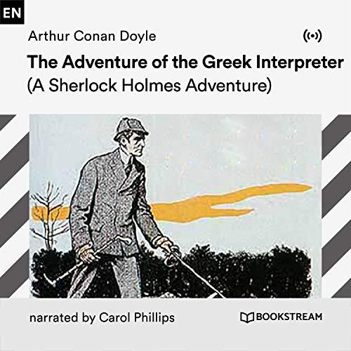 The Adventure of the Greek Interpreter (Part 82