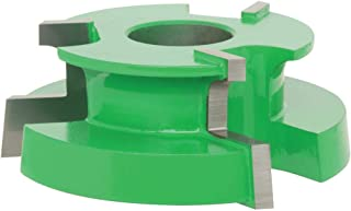 Grizzly Industrial C2115 - Shaper Cutter - Cabinet Door Edge, 3/4