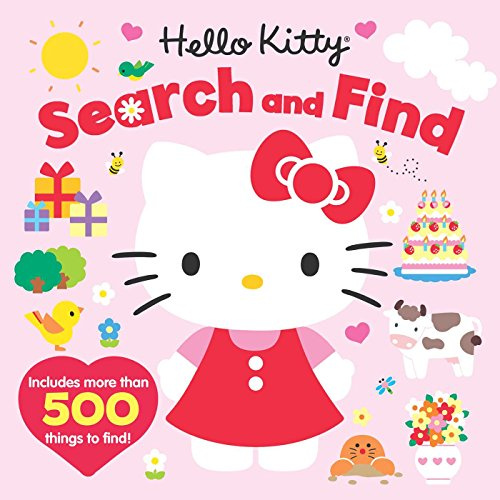 Hello Kitty Search and Find