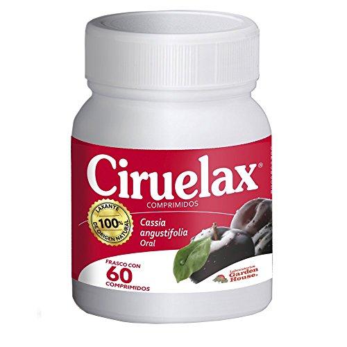 Ciruelax Laxante de Origen Natural, 60 Comprimidos