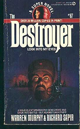The Destroyer [No.] 67: Look into My Eyes