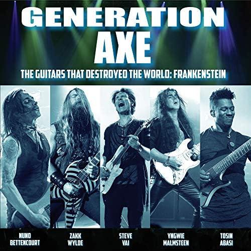 Generation Axe & Steve Vai feat. Zakk Wylde, Nuno Bettencourt, Yngwie Malmsteen & Tosin Abasi