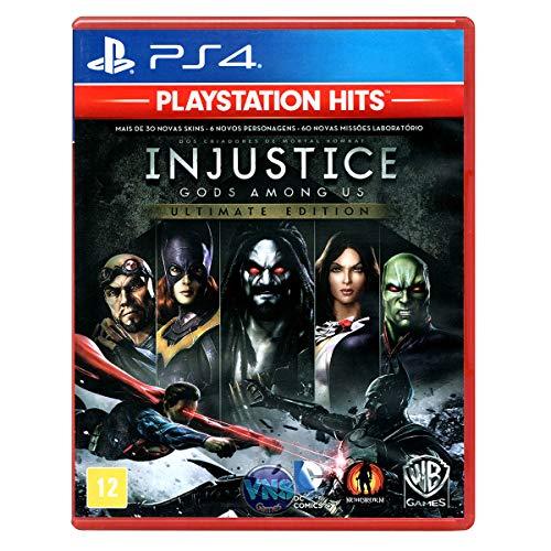 Injustice Goty (PS Hits) - PlayStation 4