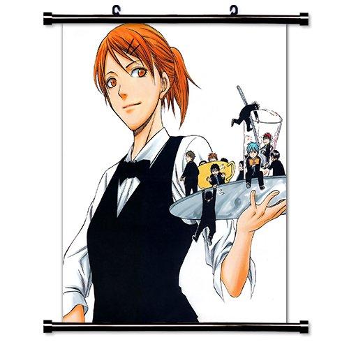 Kuroko No Basket Anime Fabric Wall Scroll Poster (32\