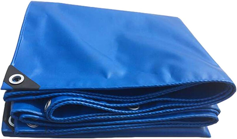 WZLDP Regenschutztuch - - - wasserdichtes Sonnenschutzmittel Blaue Markise Tuch Zelt Schatten Tuch Anti-UV B07QB5DQGT  Explosive gute Güter 7c908a