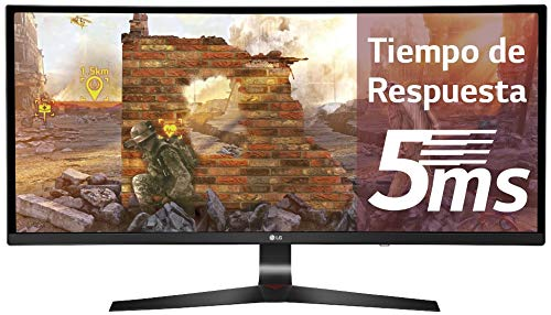 LG 34UC89G-B - Monitor Gaming UltraWide FHD de 86,7 cm (34') con...