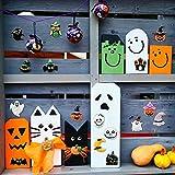 Kesote 30x Halloween Deko Streudeko Tischdeko Konfetti Kunstharz Mini Zubehör Kunstharz Miniatur Klein Figur zum Basteln DIY Geschenk Mitgebsel - 6