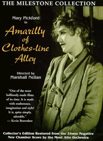 Amarilly of Clothes-Line Alley by Image Entertainment