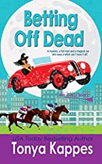 Betting Off Dead : A Cozy Paranormal Mystery (Spies And Spells Series Book Two)