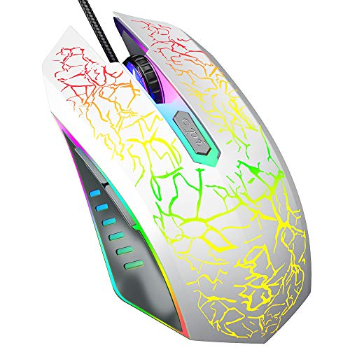 VersionTECH. Wired Gaming Mouse,...