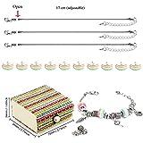 Zoom IMG-1 kit per fare braccialetti queta