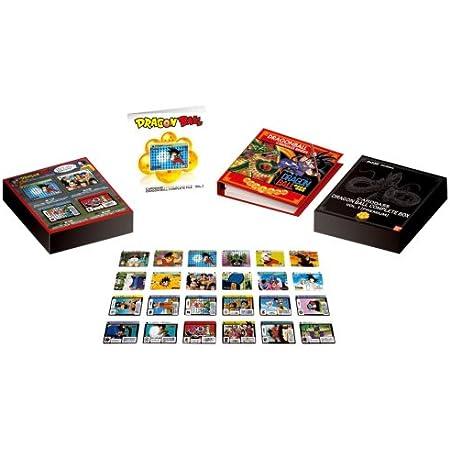 Carddass ドラゴンボール コンプリートボックス vol.1 premium