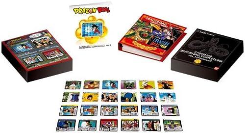 Carddass Dragon Ball Complete Box vol.1 premium