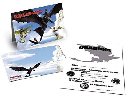 Einladung Dragons 8ST 15894