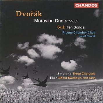 Dvořák: Moravské Drojzpĕvy (Moravian Duets)
