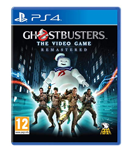 Mad Dog Games - Ghostbusters: The Video Game - Remastered /PS4 (1 GAMES)