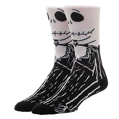 The Nightmare Before Christmas Jack 360 Character Crew Socks