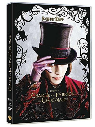 Charlie Y La Fábrica De Chocolate [DVD]