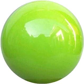 Natural 10cm Glow In The Dark Stone Green Luminous Quartz Crystal Sphere Ball+Stand