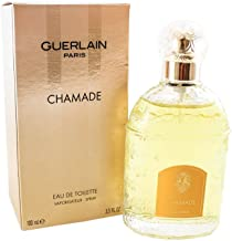 Guerlain Chamade Eau de Toilette, 3.3 Fluid Ounce, Multi-color
