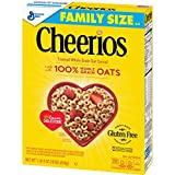 Cheerios, Gluten Free, Cereal with Whole Grain Oats, 18 oz