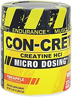 Promera Health - Con-Cret Creatine HCl Micro Dosing Bonus Size Pineapple - 2.36 oz. by ProMera Health
